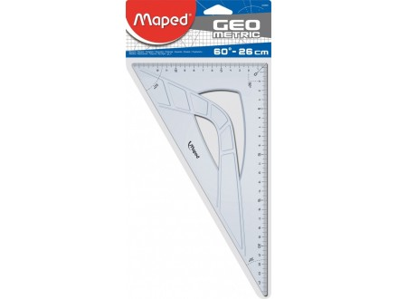 MAPED trougao Geometric 26/60 242626