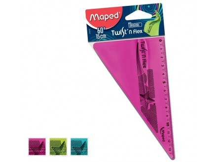 MAPED trougao Twist`n Flex 15/60 279410