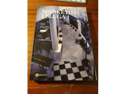 MARKETING USLUGA Autor: John E. G. Bateson, K. Douglas