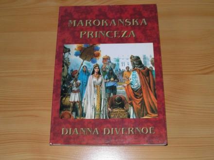 MAROKANSKA PRINCEZA - Diana Divernoe