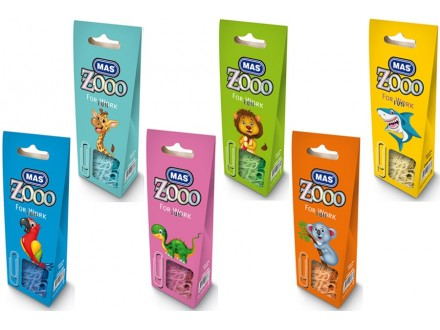MAS Zoo office set 606