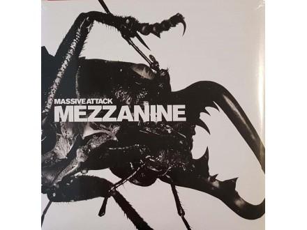 MASSIVE ATTACK - MEZZANINE, dupli album