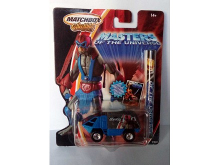 MATCHBOX MASTERS OF THE UNIVERSE - Stratos