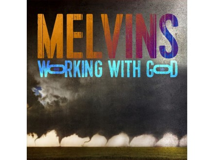 MELVINS/WORKING WITH GOD LP