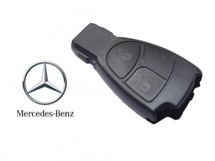 MERCEDES kljuc sa tri tastera - MERCEDES BENZ