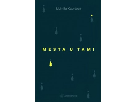 MESTA U TAMI - Lidmila Kabrtova