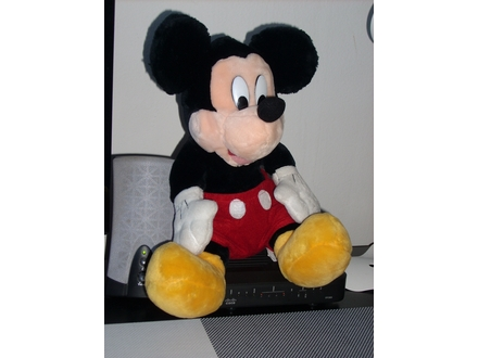 MIKI MAUS /DISNEY 35 cm/ Play-By-Play