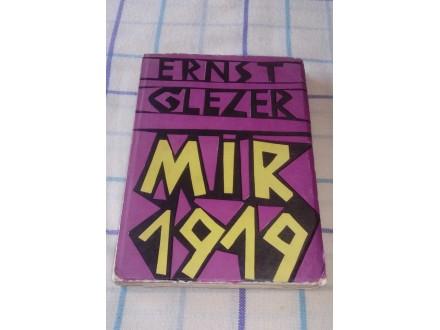 MIR 1919. - Ernst Glezer