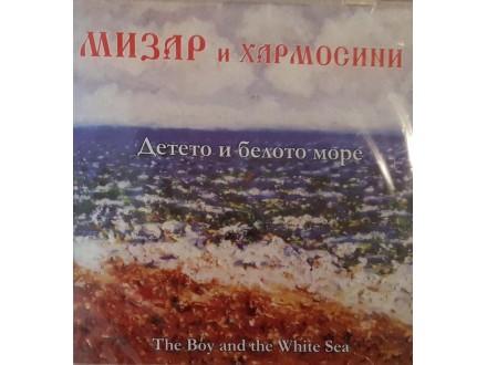 MIZAR - THE BOY AND THE WHITE SEA - CD