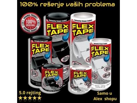 MOĆNA Flex Tape traka ORIGINAL za bazene , drvo, metal