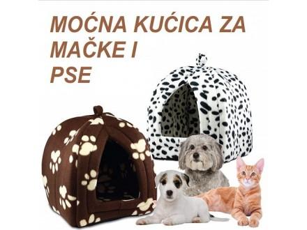 MOĆNA KUĆICA za pse i mačke