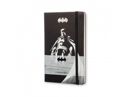 MOLESKINE Notebook 13x21 LE 40094 Batman