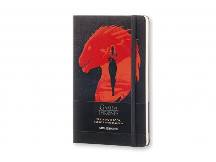MOLESKINE Notebook 13x21 LE 89310 Game of Thrones