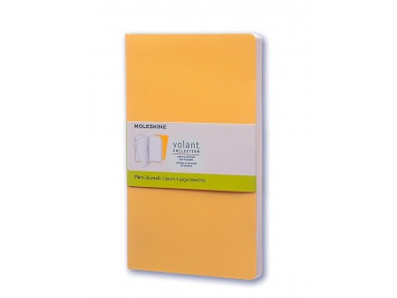 MOLESKINE Notebook 13x21 VC 89053 Sunflower Yellow