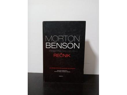 MORTON BENSON srpskohrvatsko-engleski rečnik