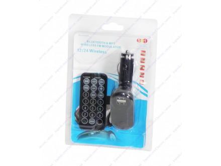 MP3 FM Bluetooth transmiter 1 + BESPL DOST. ZA 3 ART.