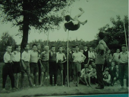 MRČAJEVCI skok s motkom 2,2 m učenici maj.1952.g