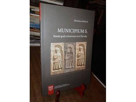 MUNICIPIUM S. - Miroslava Mirković