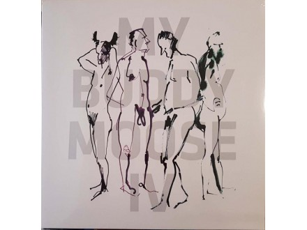 MY BUDDY MOOSE - IV - LP