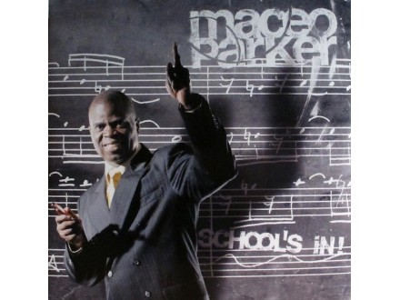 Maceo Parker-Schools in