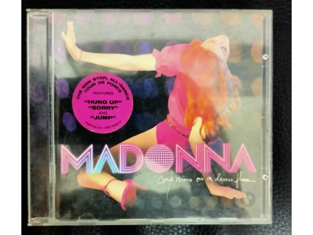 Madonna – Confessions On A Dance Floor CD (WBR)