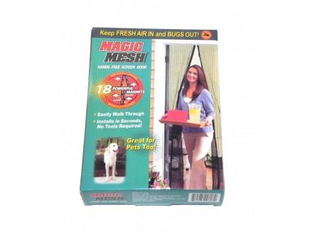 Magic Mesh magnetna mreža za vrata