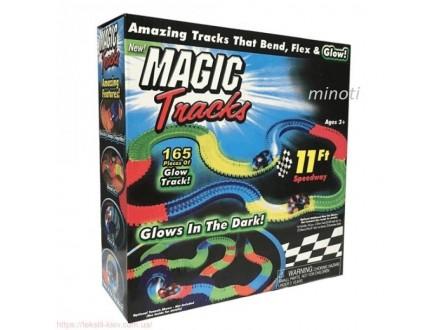 Magicna Staza Sa 165 Delova - Magic Tracks