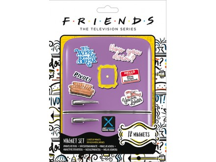 Magneti set Friends - How You Doin - Friends