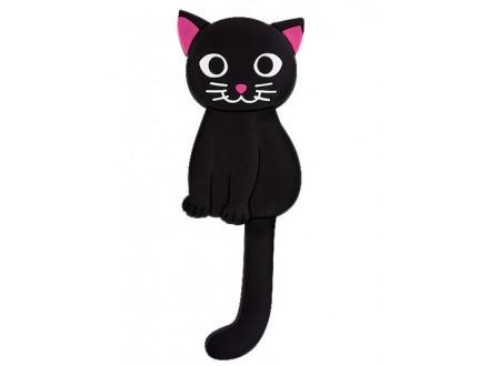 Magnetna kuka - Cat Black - Maison et deco