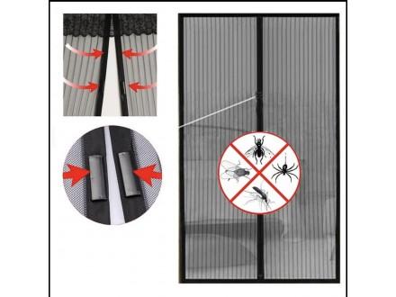 Magnetna zavesa mreza za komarce NOVO