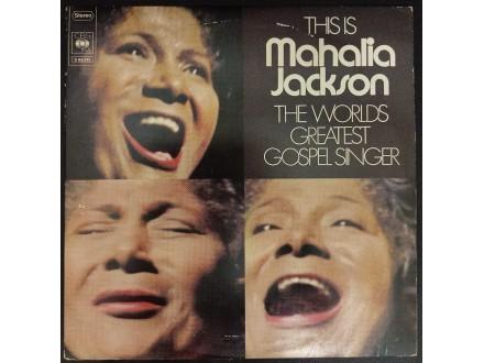 Mahalia Jackson-This Is Mahalia Jackson 2xLP(MINT,1978)