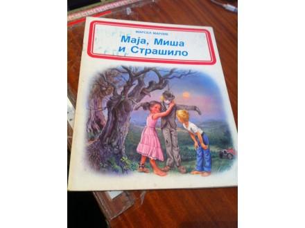 Maja , Miša i Strašilo Marsel Marlie