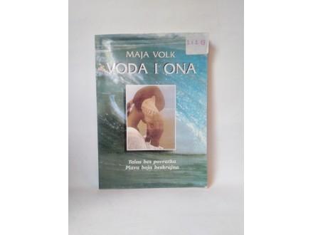 Maja Volk Voda i ona