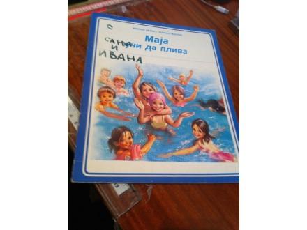 Maja uči da pliva Žilber Delae Marsel Marlie