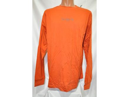 Majica dugih rukava CUBE original orange XXL