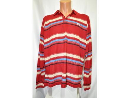 Majica dugih rukava CUBE original u crvenoj boji XXL