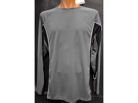 Majica dugih rukava  OTW Athletic majica Poliester 100%