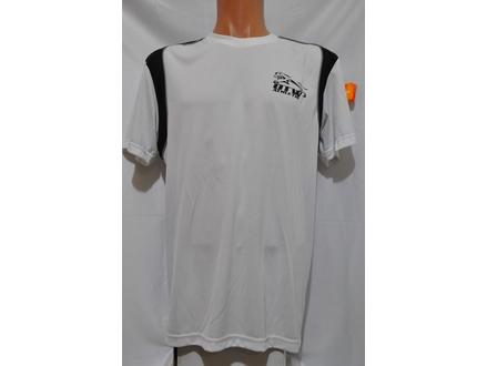 Majica kratkih rukava OTW Athletic bela Vel.L
