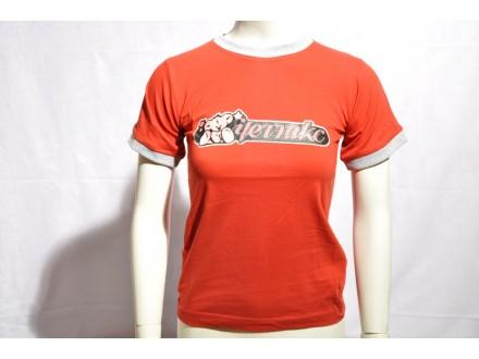 Majica zenska Cetniks crvena Velicina: XS novo
