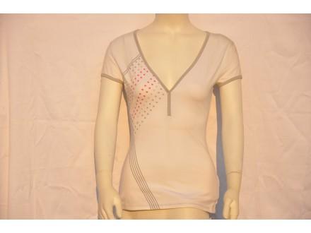 Majica zenska Scott Deep-V nova Velicina: S bela