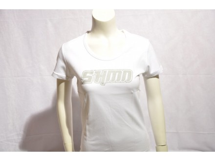 Majica zenska Shaman Racing bela nova Velicina M