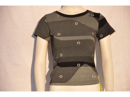 Majica zenska UCON original  novo Vel. XS sivo crna