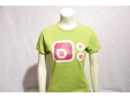 Majica zenska Volkl Tee Girl zelena nova Vel. L