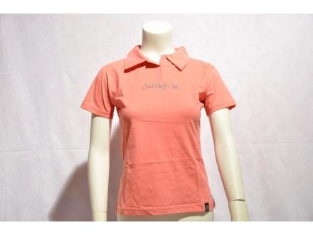 Majica zenska polo sa kragnom Cube Made in Serbia pink