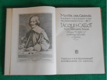 Majstor grafike Jacques Callot Nasse, Hermann.