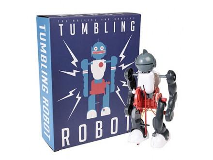 Maketa - Tumbling Robot