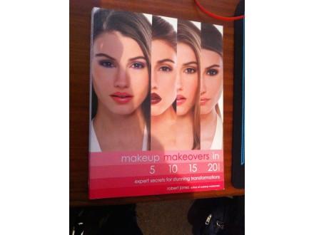 Makeup makeovers in 5 10 15 20 Robert Jones šminkanje