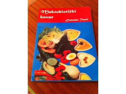 Makrobioticki kuvar - Dusanka Tomic