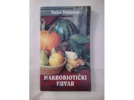 Makrobiotički kuvar - Verica Vidanović
