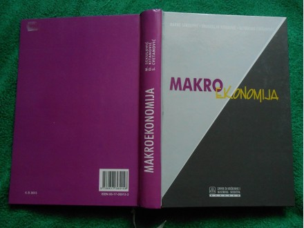Makroekonomija  Marko Sekulović, Dragoslav Kitasnović
